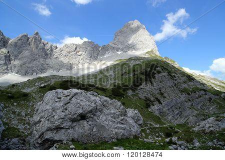 Rock Peak In Europe