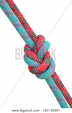 Two Ropes And Strong Knot