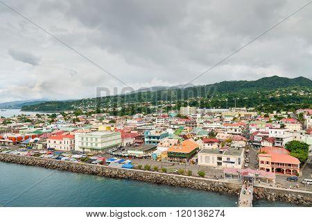 Dominica Oceanfront Views