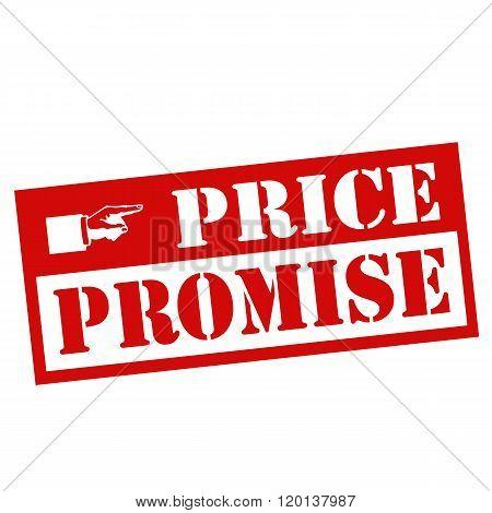 Price Promise-stamp