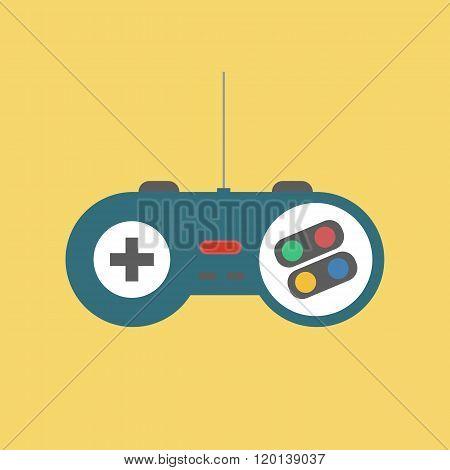 Gamepad Joystick Icon