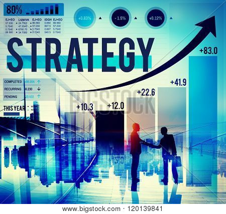 Strategy Guidelines Solution Plan Tactics Concept