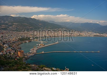 Alanya Top View