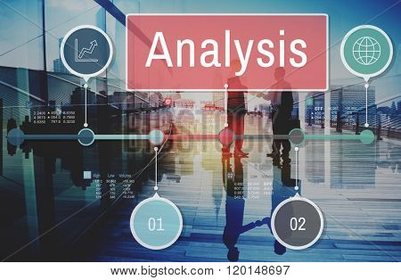 Analysis Information Insight Connect Data Concept