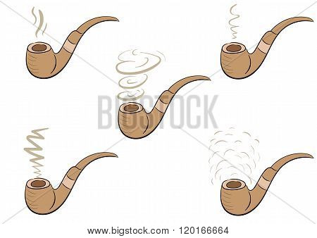 Clipart with pipes
