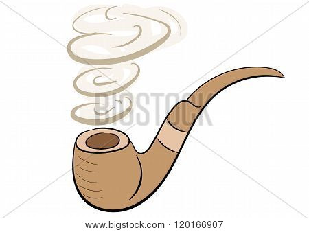 Pipe for smoking