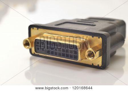 Dvi Cable (slot)