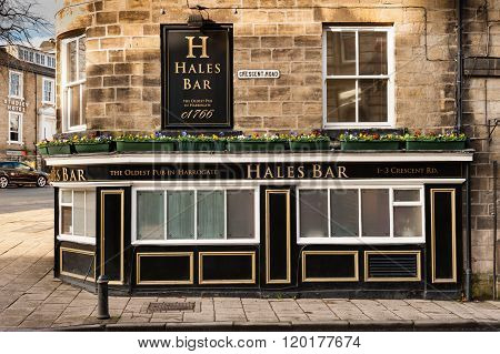 Hales Bar in Harrogate