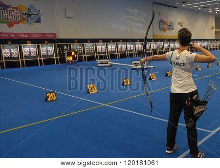 French archer