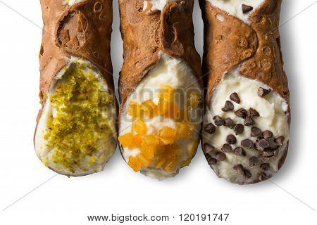 Cannoli, Traditional Homemade