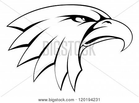 Bald Eagle Head Icon