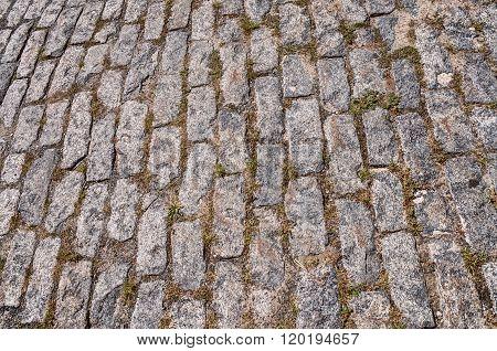 Street With Cobblestones