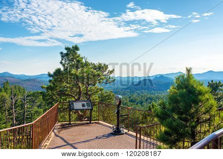 Black Hills Viewpoint