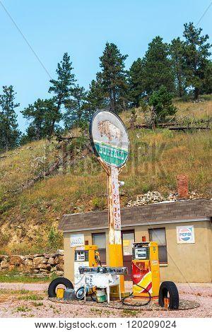 Buffalo Trading Post Gas Station