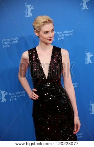 Berlin, Germany - February 18, 2016 -  Actress Elizabeth Debicki attends the 'The Night Manager' premiere during the 66th Berlinale International Film Festival