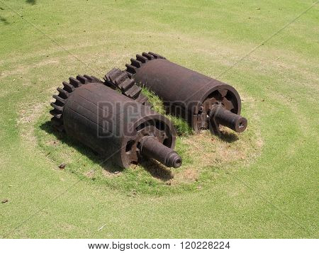 Sugar Mill Gears And Machinery