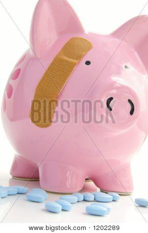 Pillen mit Schwein