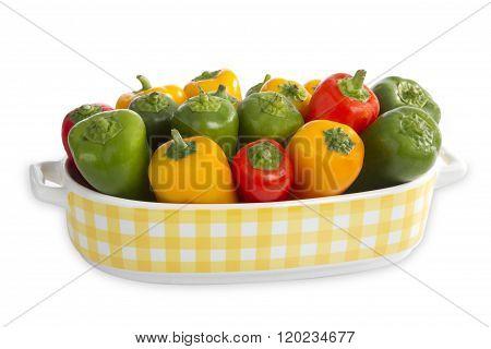 Colorful Paprika
