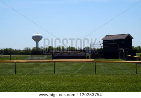 Plainfield High School Baseball Field