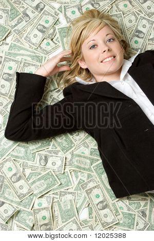 Colocación en dinero