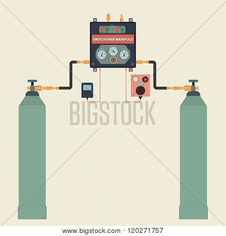 Distribution System Gas
