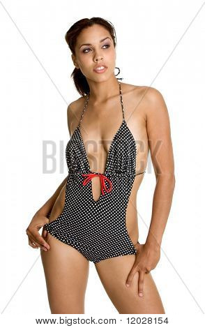 Bathing Suit Woman