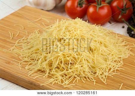Dry Vermicelli Pasta