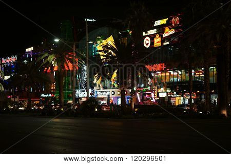 Shops on the Las Vegas Boulevard