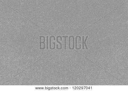 Abstract Texture Fabric Or Textile Material Of Gray Color