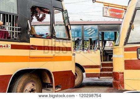 Madurai Buses