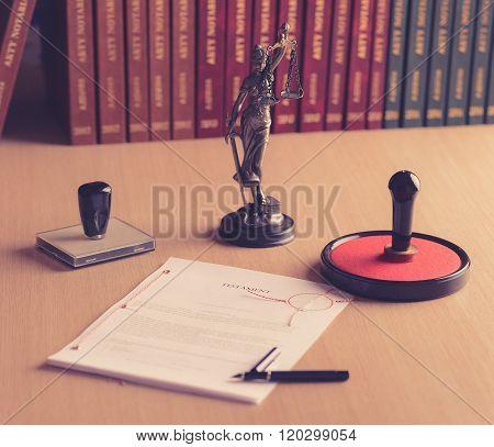 Notary Public Tools.