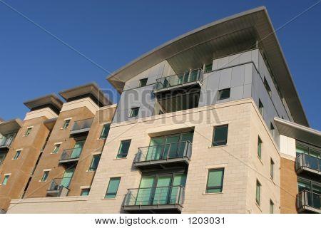 Modernos apartamentos
