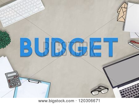 Budget Investment Finance Economy Expenditures Concept