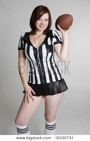 Sexy Football Referee