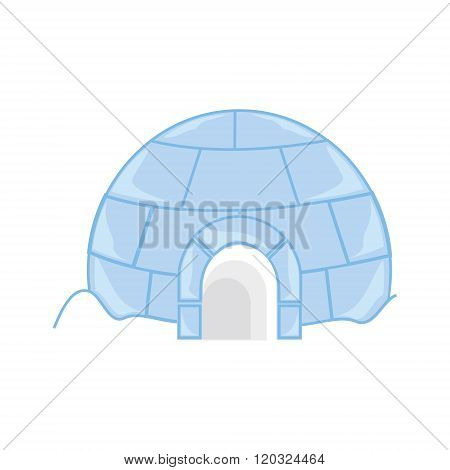 Ice House Igloo