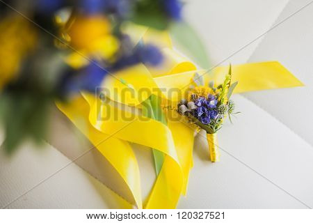 Beautiful Wedding Floral Accessories
