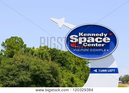 To Kennedy Space Center