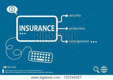Insurance Protection Concept