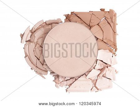 Broken Face Powder
