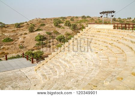 Ancient Roman Theatre, Cyprus