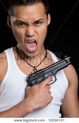 Angry Gang Banger