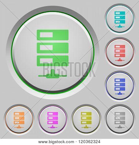 Data Network Push Buttons