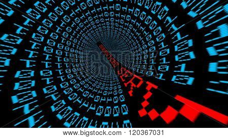 Service Data Tunnel