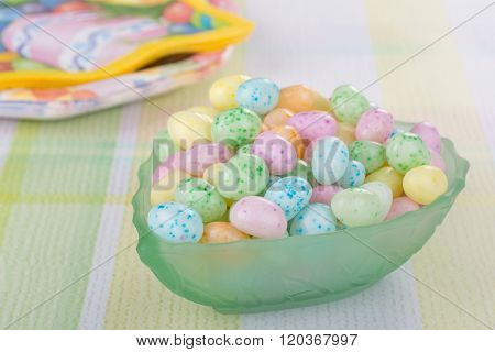 Jelly Bean Easter Candy