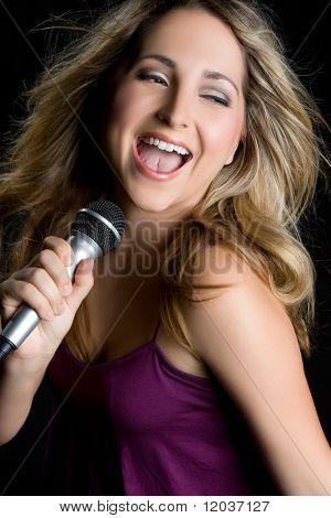 Blond Singer