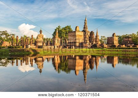 Sukhothai Historical Park , Thailand