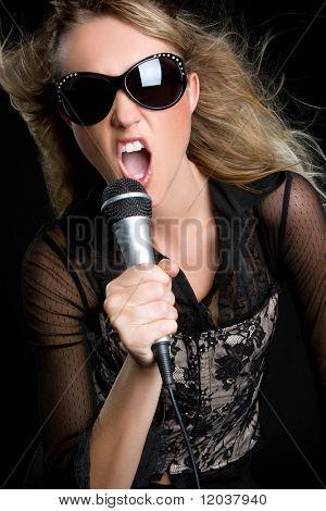Blond Rockstar