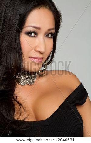 Sexy Asian Woman