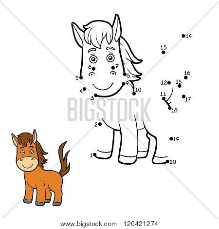 Numbers Game, Dot To Dot (horse)