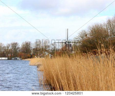 Windmill De Eenhoorn